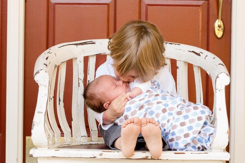 blogue agatha, en attendant bébé, grand frère