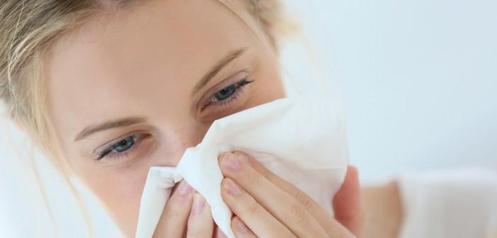 blogue agatha, pourquoi le nez coule en hiver, mouchoir